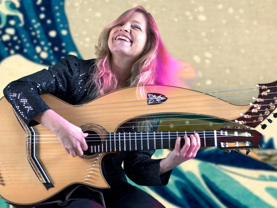 Renowned fingerstyle guitarist Muriel Anderson