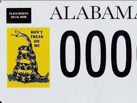 Tea Party License Pla_Arno