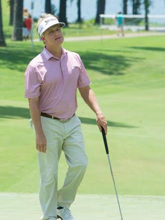 David Toms PGA Barbasol