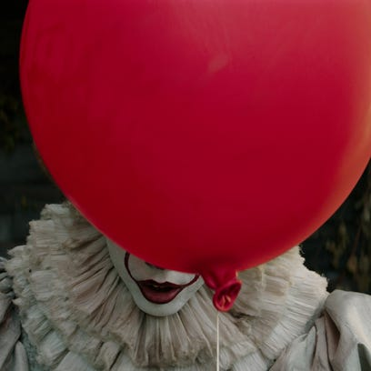 See a creepy/cool photo of the new Pennywise in Stephen King's 'It' remake