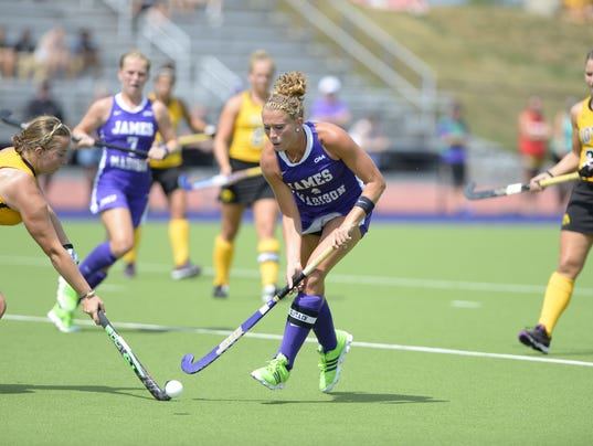 2015 JMU Field Hockey-Iowa