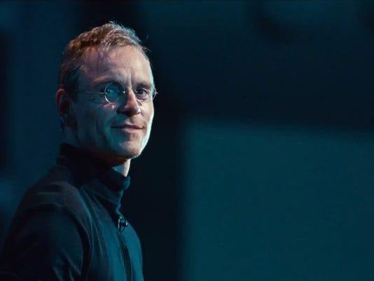 Review: 'Steve Jobs' is a portrait, not a picture