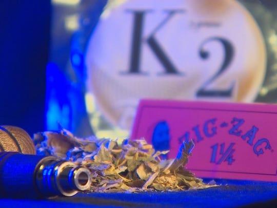 K2, also known as synthetic marijuana