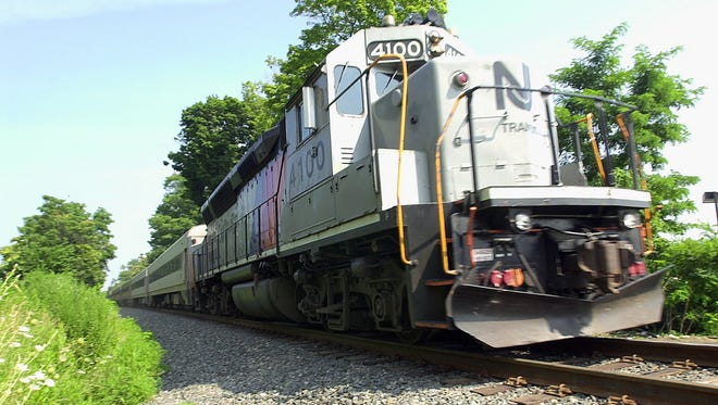 Buses will replace trains on the Pascack Valley Line this weekend between Spring Valley and Secaucus, N.J.