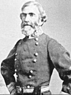 On April 23, 1861, General Braxton Bragg declared martial law in Pensacola.