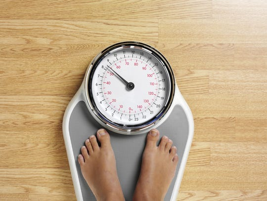 Weighing yourself every day is one of the keys to successful