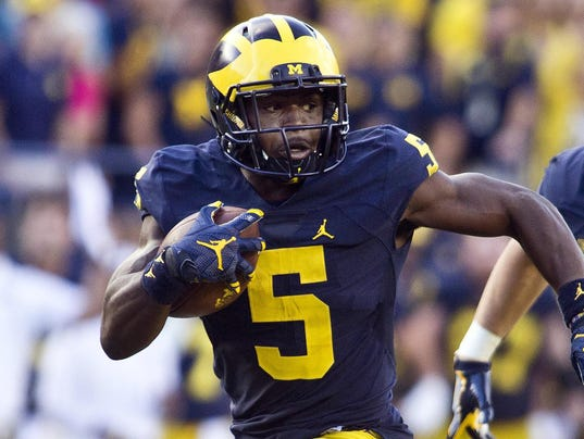 NFL mock draft: Wolverines' Jabrill Peppers pegged at No. 5