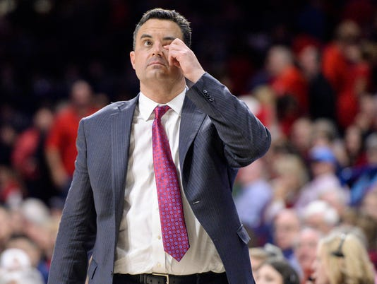 NCAA Basketball: UCLA at Arizona