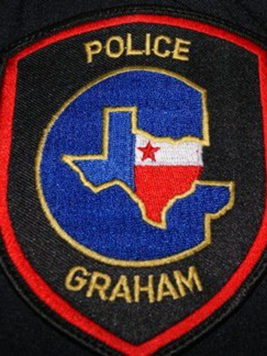 Graham Police Department logo