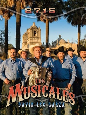 David Lee Garza & Los Musicales will perform this weekend at Amnesia Music Hall.
