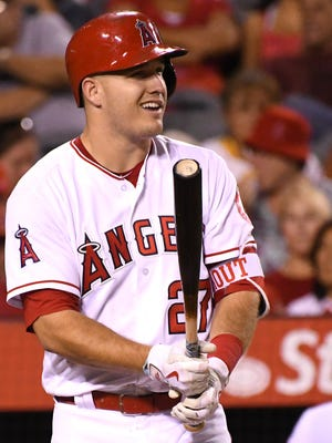 Mike Trout has been the MVP runner-up three times.