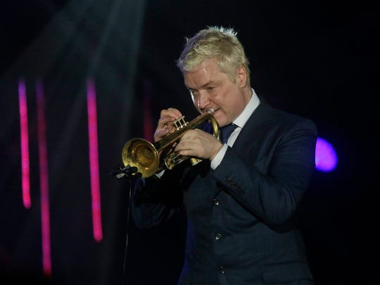 Chris Botti.