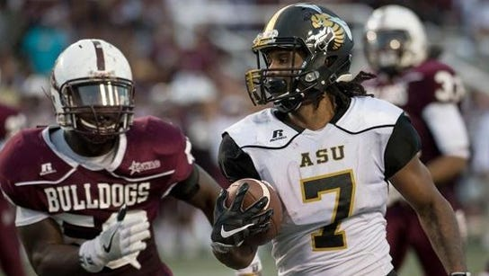 Alabama State lost last season's Magic City Classic,