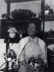 Melba Bennett.