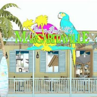 Margaritaville is coming to the Mall of America.
