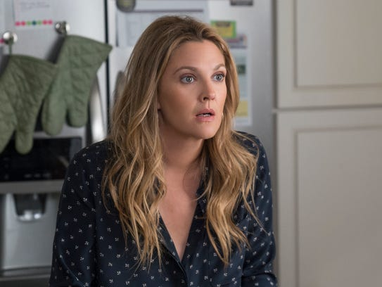 "Drew Barrymore stars in ""Santa Clarita Diet Season"
