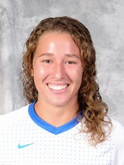 FGCU women's soccer player Tabby Tindell