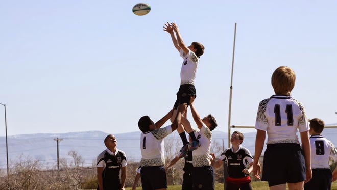 With the popularity of rugby sweeping across the nation, a new rugby league is starting up in St. George.