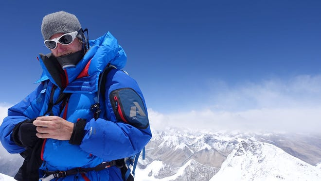 On Tuesday, May 24, 2016, Cory Richards of Boulder, Colo., joined a club of fewer than 200 people who have made the summit of Mt. Everest without using supplemental oxygen.