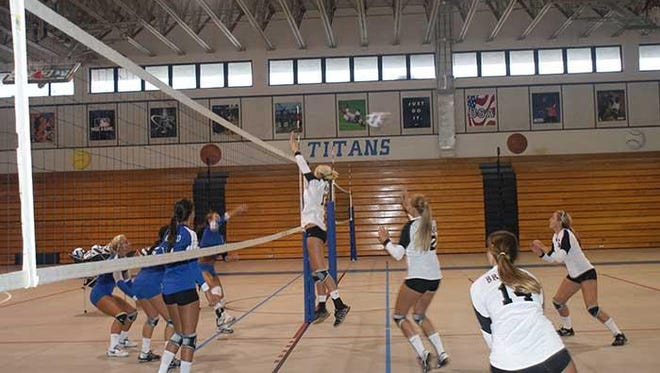 Eastern Florida's volleyball program will hold a Volleyball High School Summer Camp from July 11 – 12.