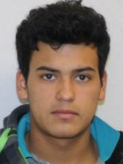 Eswin Mejia, 19, was charged with motor vehicle homicide-DUI in connection with the death of Sarah Root. Mejia made bond and has failed to appear for a court hearing and now is considered a fugitive.