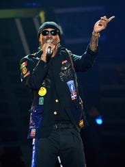 Future, shown performing at the 2012 BET Hip Hop Awards,