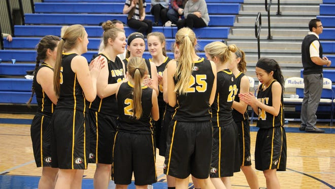 The Murphy girls are the only undefeated team in Western North Carolina basketball.
