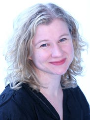 Playwright Catherine Trieschmann blends several immigration