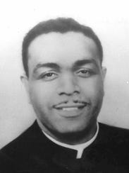 The Rev. Oliver Brown, seen here in an undated photo.