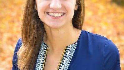 Salem Academy sophomore Paige Boles.