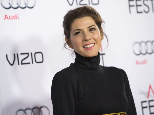 Marisa Tomei, now co-starring in 'The Big Short,' will