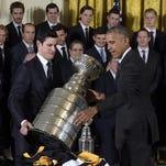 Thursday's roundup: Obama honors champion Penguins