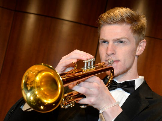 The Silver Lake College Music Department presents a junior recital by student William Elliott on trumpet at 7 p.m. March 10 in the Franciscan Center for Music Education and Performance, on campus at 2406 S. Alverno Road.