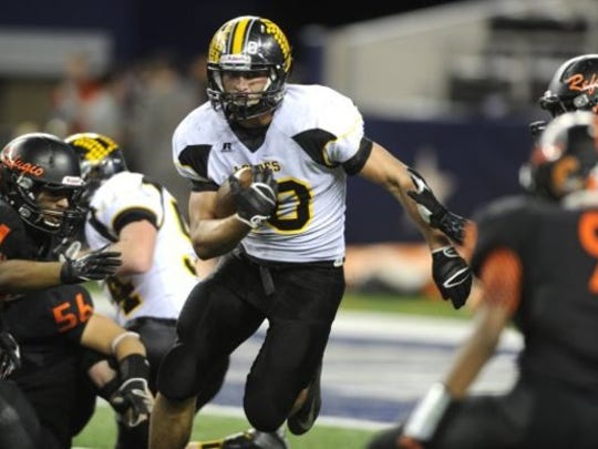 Cisco winning a state title against Refugio was Evan Ren's most memorable game he has covered while in Abilene.