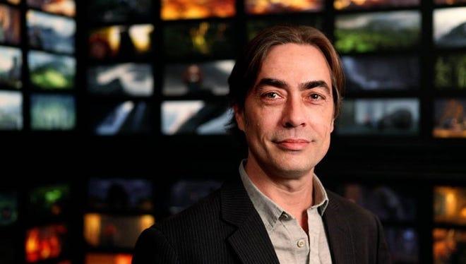 Bill Wise, a Lexington native, has had an Oscar-winning career at Pixar.