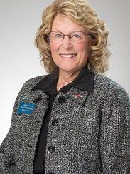 Rep. Nancy Ballance, R-Hamilton