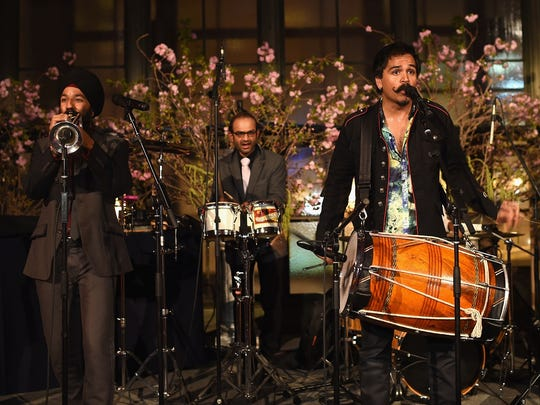 Red Baraat will perform on Sept. 11 at the Jazz Kitchen.