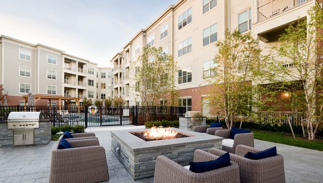 Edison-based Mack-Cali's Roseland subsidiary acquired of a former joint venture partner's interest in The Chase at Overlook Ridge, a 371-unit luxury residential building located six miles outside Boston.