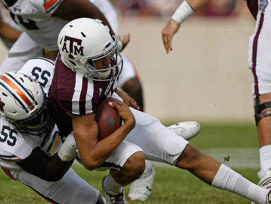 TD Moultry Texas A&M