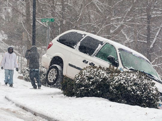 Freak Southern storm blamed for at least 13 deaths
