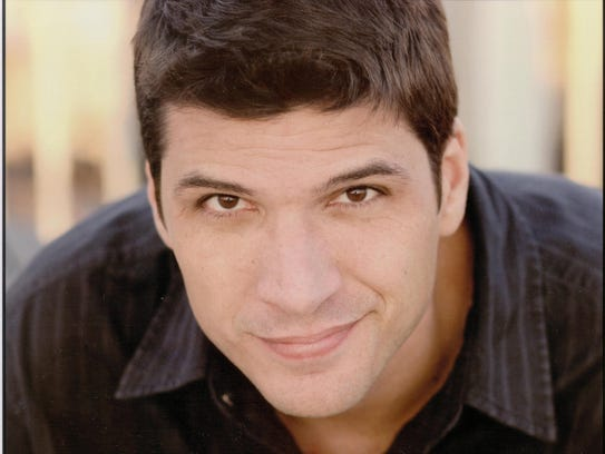 Actor and comedian Dean Napolitano headlines the standup