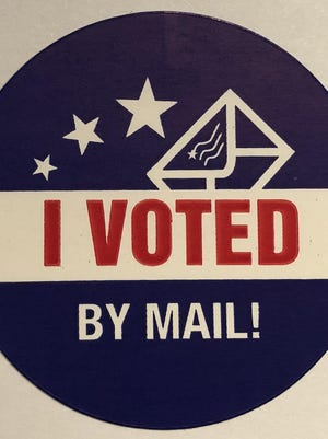 More than 46,000 Volusia County voters had returned ballots by mail as of Thursday.