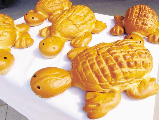 Turtle bread was a signature item made at the old Three