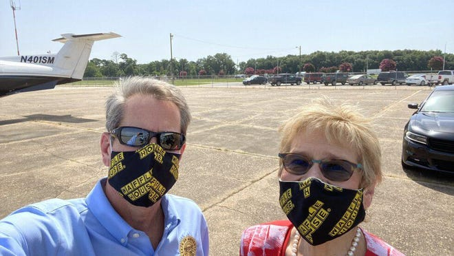 Georgia Gov. Brian Kemp recently gave city and county officials the authority to issue mask mandates.