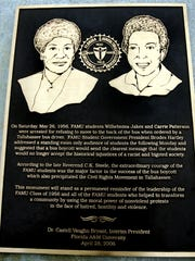 Two FAMU graduates credited with starting the bus boycott at the university were honored with a street in their name because of their efforts. Wilhelmina Jakes and Carrie Patterson are credited with the 1956 Tallahassee Bus Boycott.