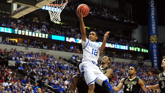 Former Kentucky guard Ryan Harrow is immediately eligible for Georgia State. He averaged 9.9 points a game last season for the Wildcats.
