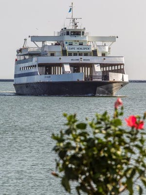 The Cape May-Lewes Ferry will be looking to fill 100 seasonal positions at a job fair on March 28.