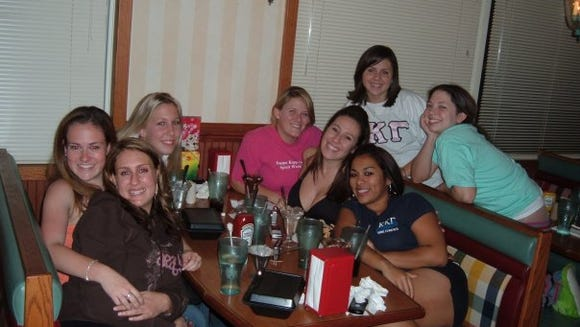Some of my best sorority gals pals in college.