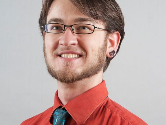 Dustyn Thompson is outreach coordinator for Delaware