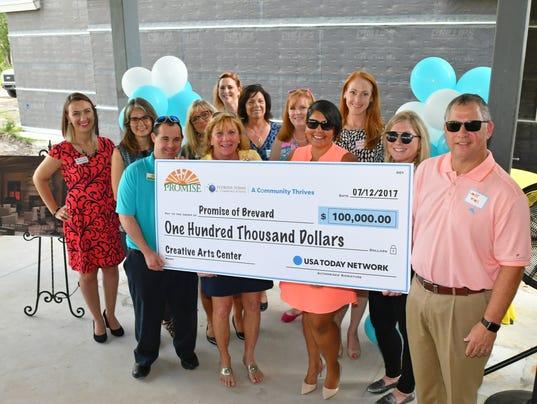 Promise in Brevard receives grant
